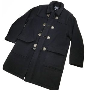 Brooks Brothers 100% wool coat, large